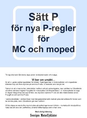 Karta Parkeringstaxa Stockholm.Mc Parkering I Stockholm