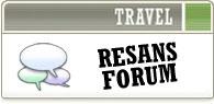 Klicka för att gå till resans forum.